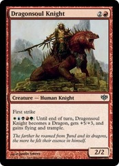 Dragonsoul Knight - Foil