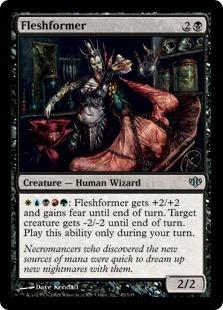 Fleshformer - Foil