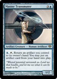 Master Transmuter - Foil