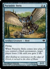 Parasitic Strix - Foil