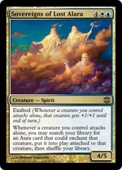 Sovereigns of Lost Alara - Foil