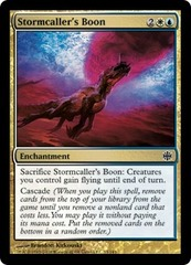 Stormcallers Boon - Foil