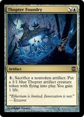 Thopter Foundry - Foil