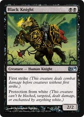 Black Knight - Foil on Channel Fireball