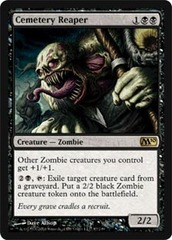 Cemetery Reaper - Foil
