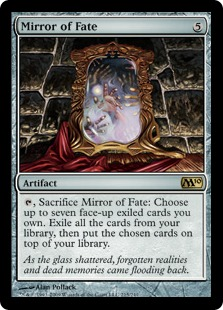 Mirror of Fate - Foil