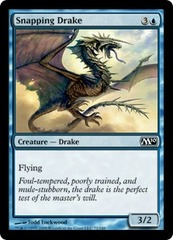 Snapping Drake - Foil