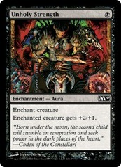 Unholy Strength - Foil