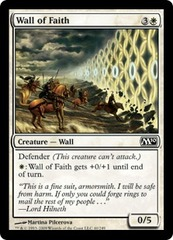 Wall of Faith - Foil