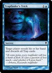 Trapfinder's Trick - Foil