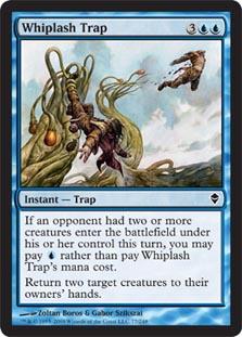 Whiplash Trap - Foil