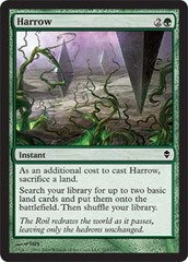 Harrow - Foil