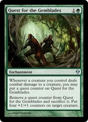 Quest for the Gemblades - Foil