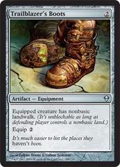 Trailblazer's Boots - Foil