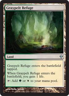 Graypelt Refuge - Foil