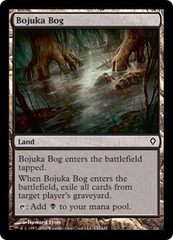 Bojuka Bog - Foil on Channel Fireball