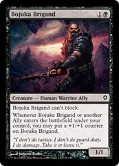 Bojuka Brigand - Foil on Channel Fireball