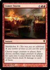 Comet Storm - Foil