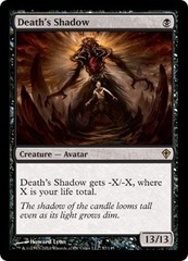 Death's Shadow - Foil