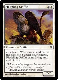 Fledgling Griffin - Foil