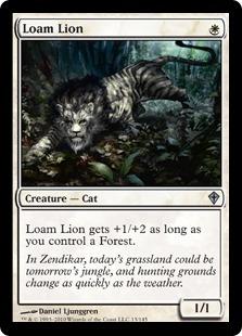 Loam Lion - Foil