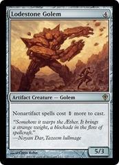 Lodestone Golem - Foil