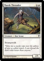 Marsh Threader - Foil on Channel Fireball