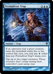 Permafrost Trap - Foil on Channel Fireball