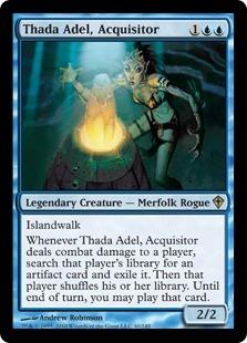 Thada Adel, Acquisitor - Foil