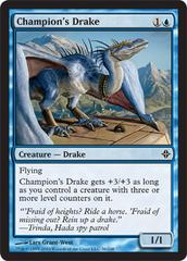 Champion's Drake - Foil on Channel Fireball