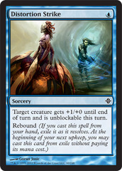 Distortion Strike - Foil