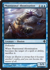 Phantasmal Abomination - Foil
