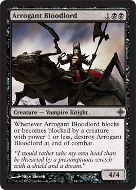 Arrogant Bloodlord - Foil