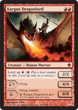 Kargan Dragonlord - Foil
