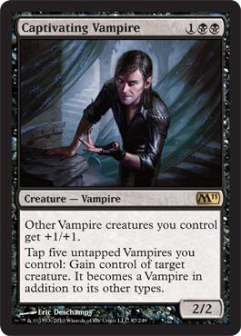 Captivating Vampire - Foil