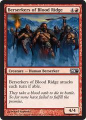 Berserkers of Blood Ridge - Foil