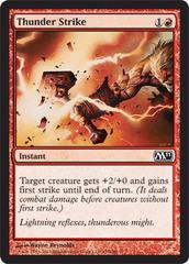 Thunder Strike - Foil