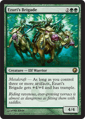 Ezuri's Brigade - Foil