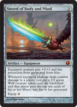 Sword of Body and Mind - Foil