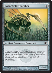 Razorfield Thresher - Foil
