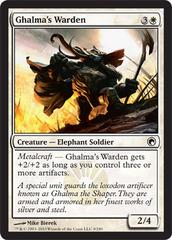 Ghalma's Warden - Foil
