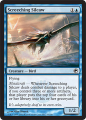 Screeching Silcaw - Foil