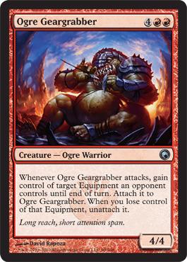 Ogre Geargrabber - Foil