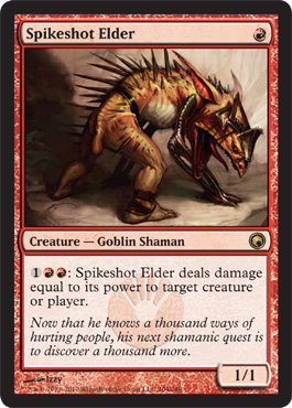 Spikeshot Elder - Foil