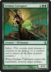 Viridian Corrupter - Foil