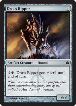 Dross Ripper - Foil
