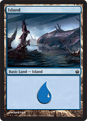 Island (148) - Foil