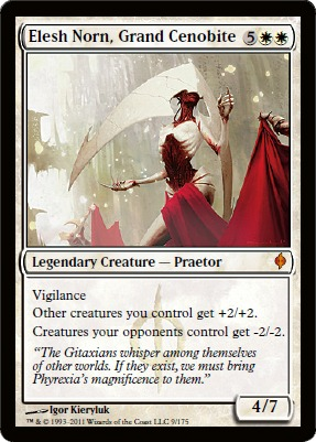 Elesh Norn, Grand Cenobite - Foil