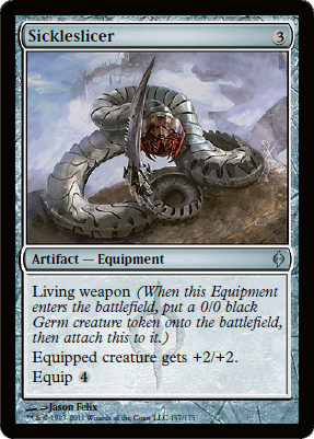 FOIL Spined Thopter New Phyrexia