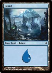 Island (168) - Foil